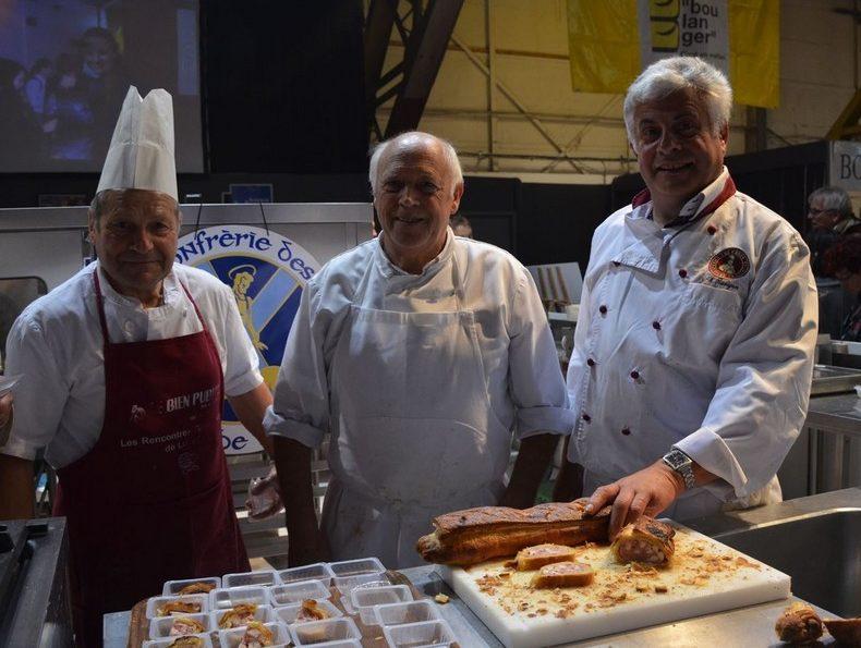 Journée de la Charcuterie à la Foire Internationale de Dijon
