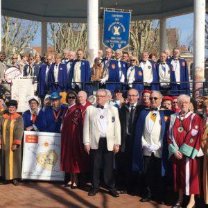 26ème Chapitre Magistral du Bailliage Flandres Artois Hainaut