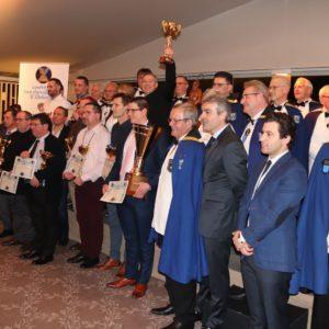 Remise des Prix du Championnat de France St Antoine du Jambon de Paris supérieur 2019