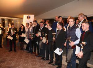 Remise des Prix du Championnat de France St Antoine du Pâté en Croûte des moins de 30 ans 2019