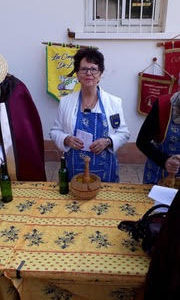 Le Bailliage de Provence Méditerranée présent au Chapitre de l'Aïoli