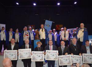 88ème Chapitre Magistral du Bailliage Bourgogne Franche-Comté à Ahuy